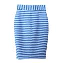 Bamboo-Cotton Wrap Skirt image
