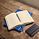 A5 Hard Cover Hardy Notebook The Rollo Collection British Mulberry - Gold Page Edges image