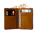 Mod 111 Wallet in Cuoio Brown image