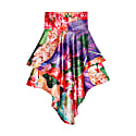 Floral Jellyfish Layered Skirt image