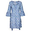 Royal Blue Belle Dress image