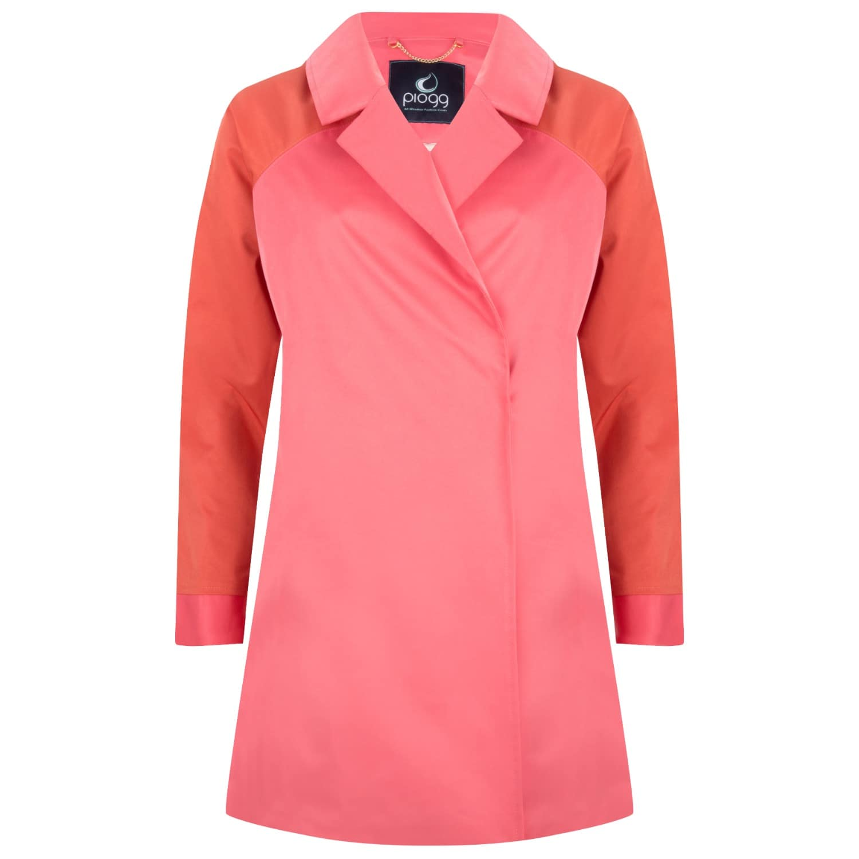 Coral Blazer Raincoat