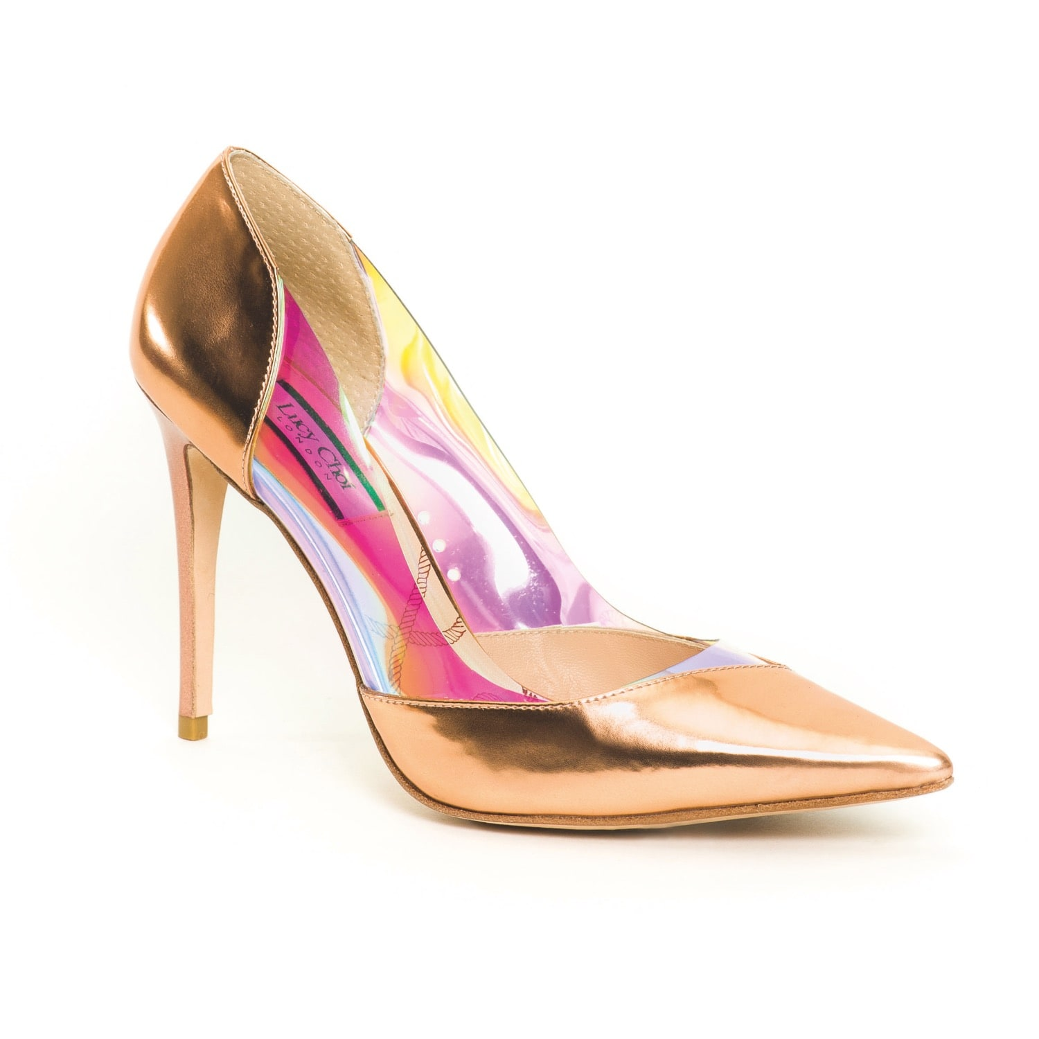 Lucy Choi London - Kidd Rose Gold 58231