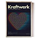 Computer Love - Kraftwerk Print image