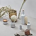 Narti Ceramic Bottle - Brushed White image