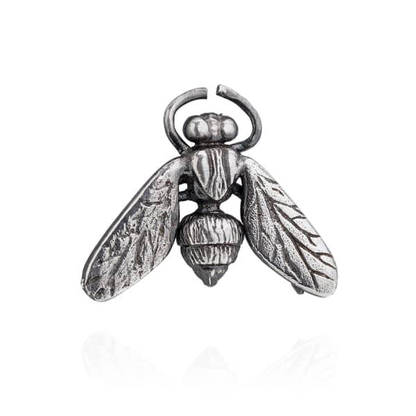 YASMIN EVERLEY JEWELLERY Hoverfly Lapel Pin