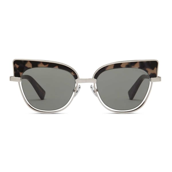 OLIVER GOLDSMITH The 2000's Brushed Silver