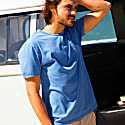 Margarita Pocket T-Shirt Blue image