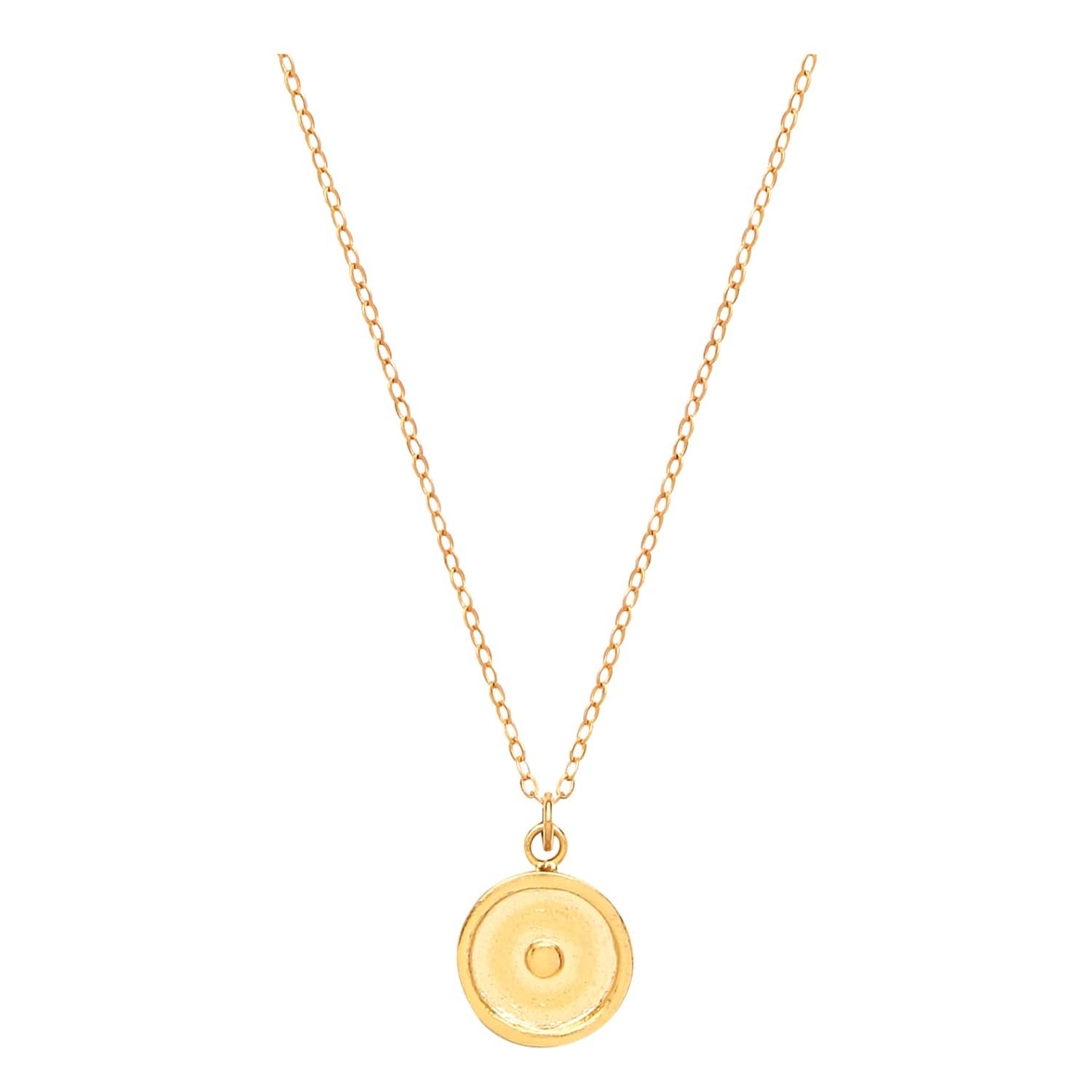 irregular shape gold small online necklace nuuk english min with store