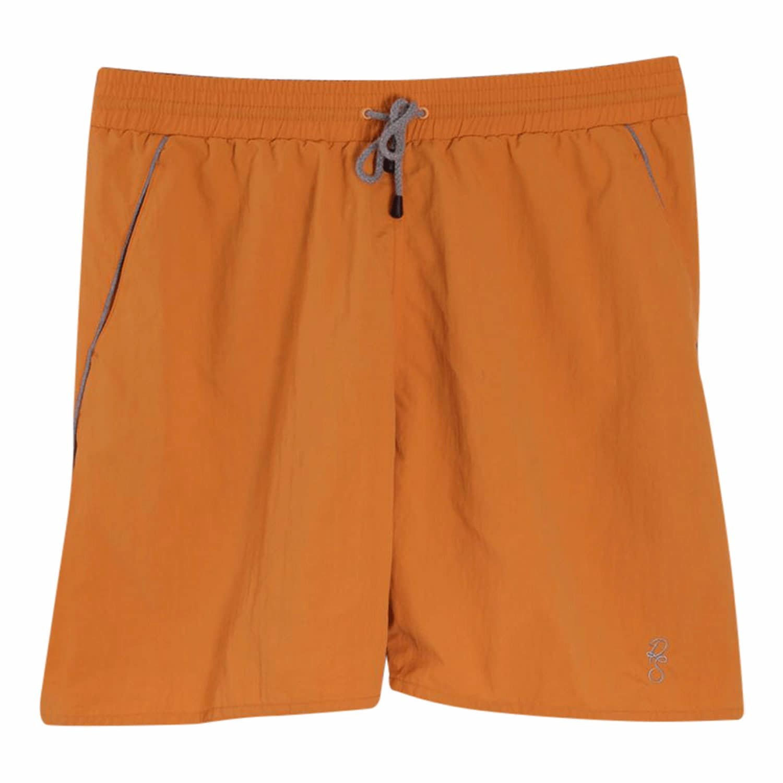 bcae2ce872 Drop Chrome Orange Swim Shorts | Roamers & Seekers | Wolf & Badger