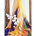 Kunlun Sunrise Cashmere Blend Scarf image
