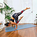 Midnight Natural Rubber Yoga Mat image