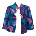 Anyatta Kimono Jacket Blue image