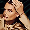 Wanli Amethyst Earrings 18 Ct Rose Gold Vermeil image