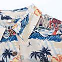 Spindrift Shirt In Bali Surf Print image