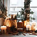 Cinnamon Candle image