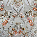 Maha Hand Embroidred Top In White image