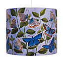 Butterflies Lampshade - Medium image