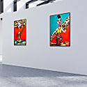 Maria Fine Art Print Women Collection image