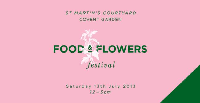 Food & Flowers festival