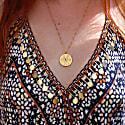 Love Talisman Evil Eye Necklace image