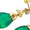 Green Tears Earrings image