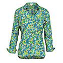 Soho Shirt-Turquoise & Lime image