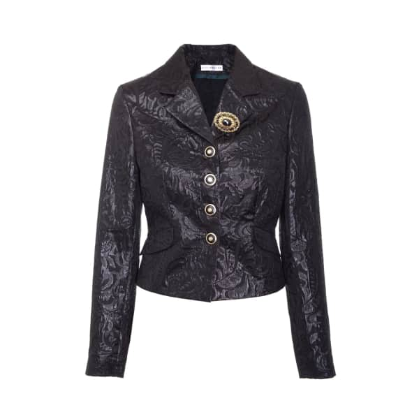 JIRI KALFAR Black Jacket