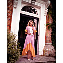 Midi Frill Dress - Daisy Belle image