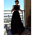 Xperimential 2 In1 Maxi Dress Black image