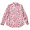 Ace Silk Shirt Pink Leopard image