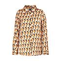 Printed Silk Shirt image