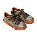 Seattle Ridged Sole Platform Sneaker image