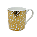 Leaf Mug - Gold image