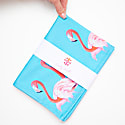 Flossy & Amber Tea Towel image