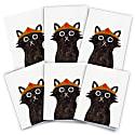 Wonder Cat Cards Pack Of 6 image