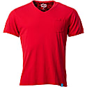 Mojito V-Neck T-Shirt - Dark Red image