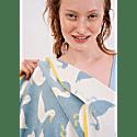 Anorak Waddling Ducks Towel Set image