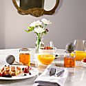 Mielero Honey Container Marble Black image
