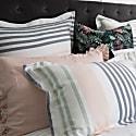 Horizon Stripe Large Square Pillowcase image