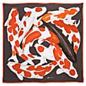 Koi I Square Scarf image