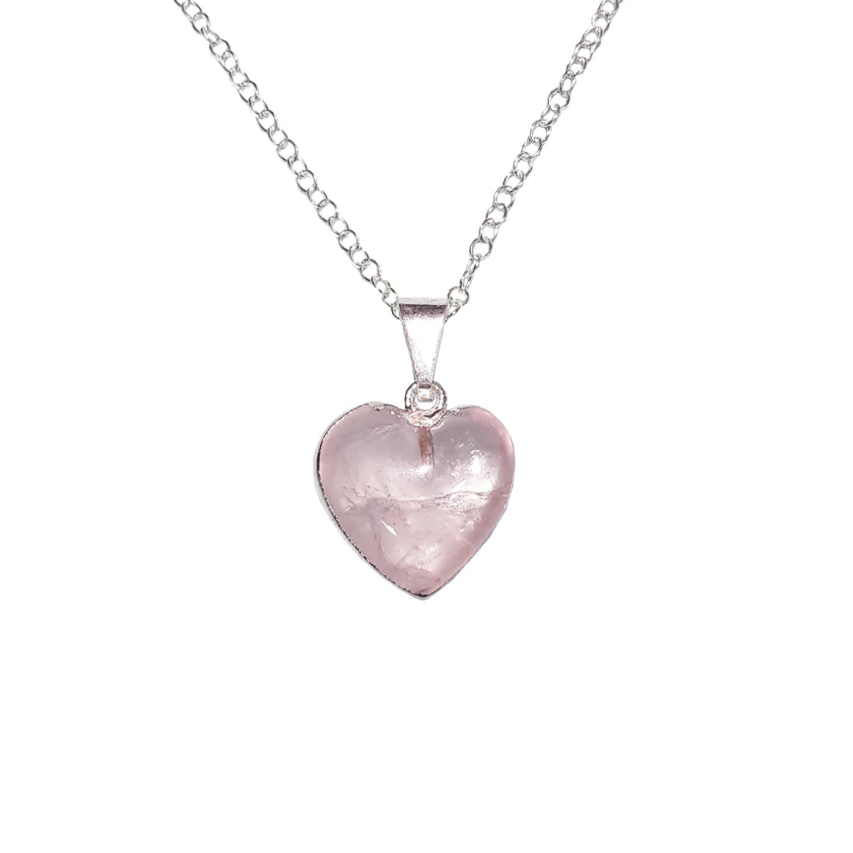 SALE! Rose quartz necklace  rose quartz pendant  rose quartz crystal  rose quartz crystal necklace  love stone necklace