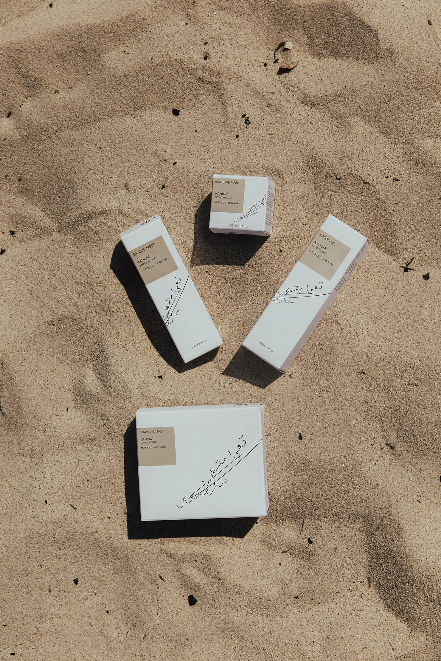 5 Minutes with    Kahina Giving Beauty | The Sett