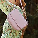Ana Crossbody Bag In Lavender Haze image