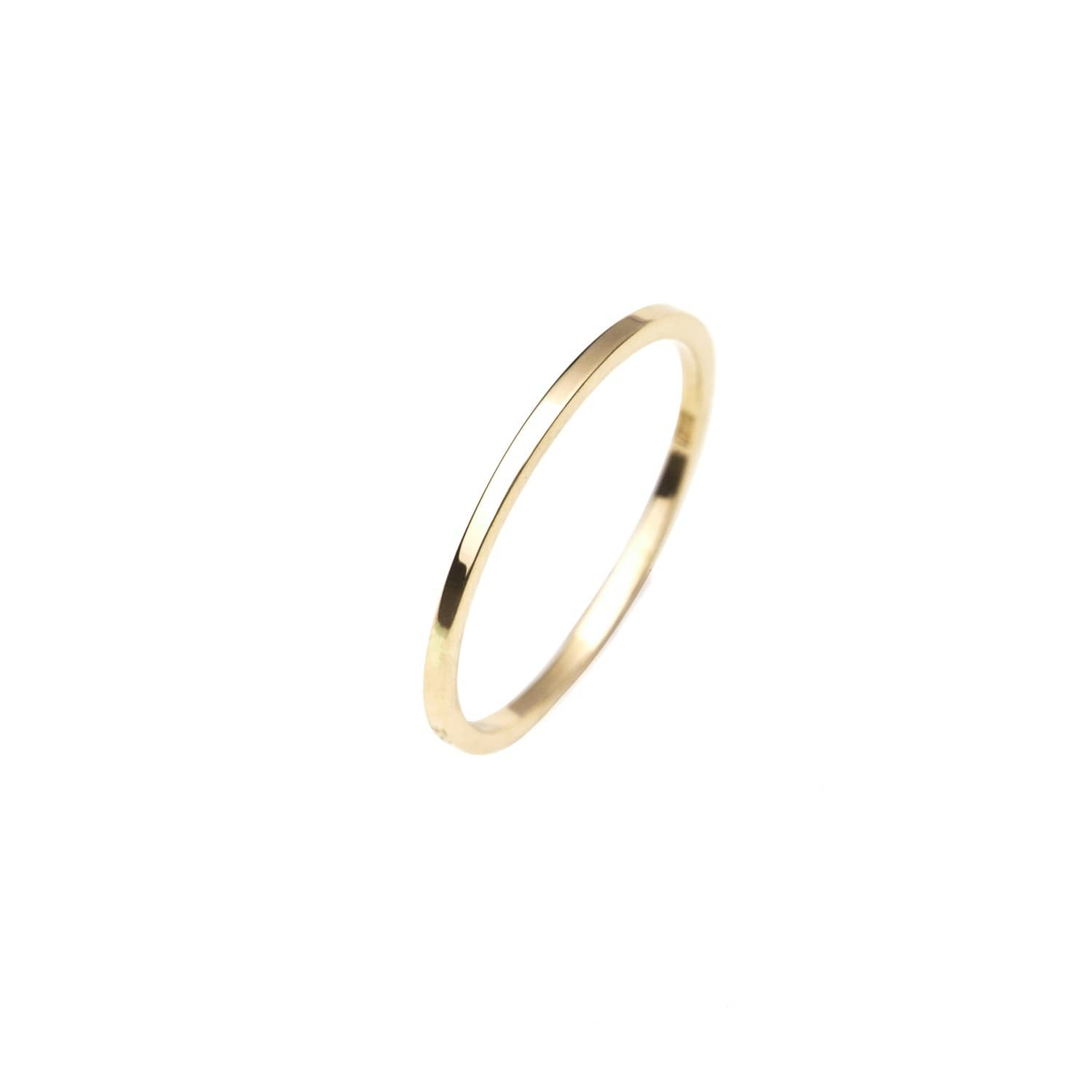 p gold stacking bandtiny finger ringstackingthin fullxfull pipe il ringstop rings thin midi goldsimple geometric skinny in ring ringpromis ringskinny