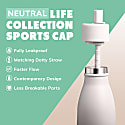 Pompom - 350Ml Life Collection Bottle Stainless Steel Insulated Vacuum image