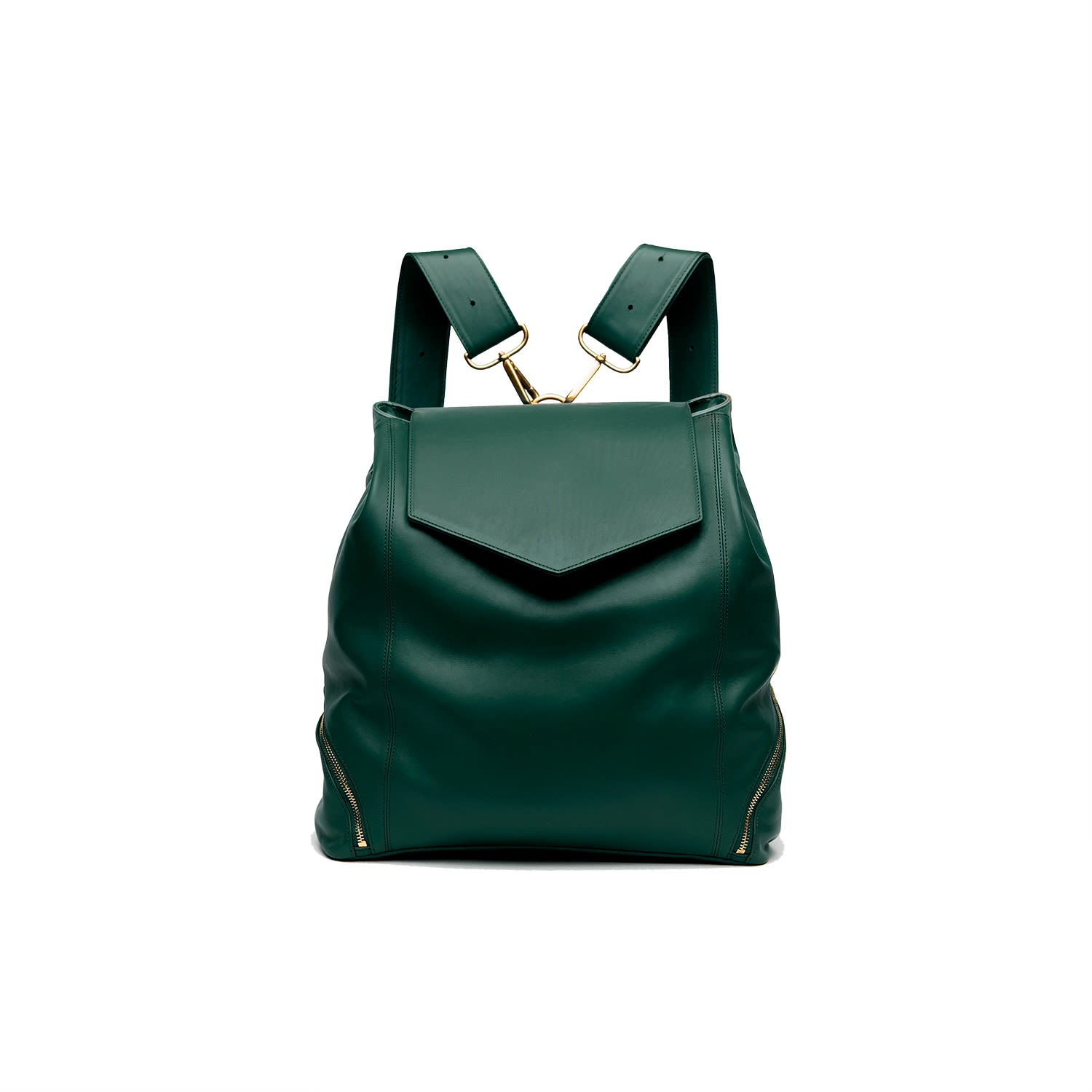 The Professional Leather Backpack Purse In