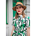 Fanny Dress Green Hands image