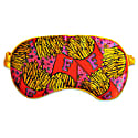 F For French Fries Silk Eye Mask In Gift Box image