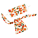 Pleated Mask With Gift Bag Mini Summer Oranges image